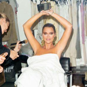 Khloe Kardashian Nude Photos, Porn & Hot Pics [2021] 15