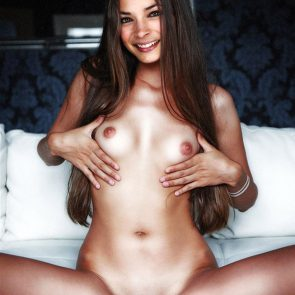 Kristin Kreuk Nude Photos and Porn Video – LEAKED 8