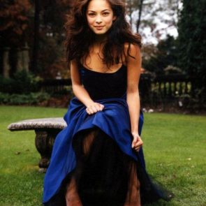 Kristin Kreuk Nude Photos and Porn Video – LEAKED 57