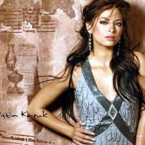 Kristin Kreuk Nude Photos and Porn Video – LEAKED 47