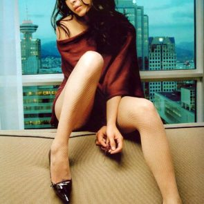 Kristin Kreuk Nude Photos and Porn Video – LEAKED 44