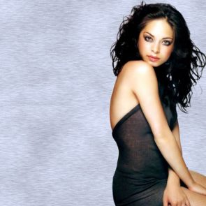 Kristin Kreuk Nude Photos and Porn Video – LEAKED 39