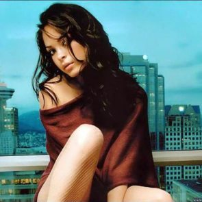 Kristin Kreuk Nude Photos and Porn Video – LEAKED 31