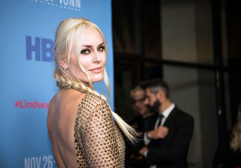 Lindsey Vonn Nude Photos and Porn Video – LEAKED 2