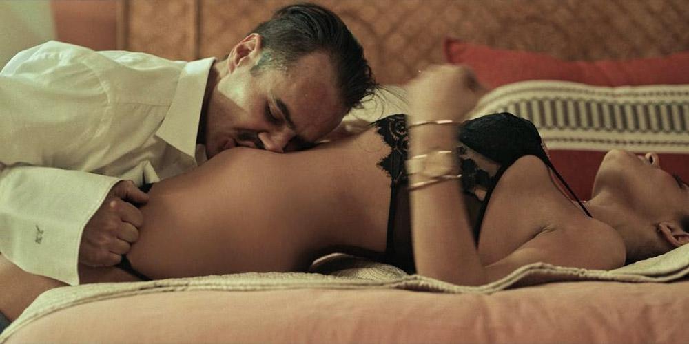 Maite Perroni Nude Sex Scenes & Topless Hot Images 26