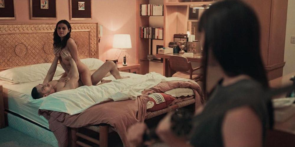Maite Perroni Nude Sex Scenes & Topless Hot Images 19