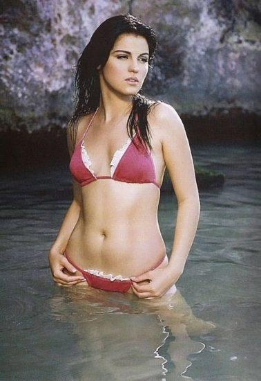 Maite Perroni Nude Sex Scenes & Topless Hot Images 57