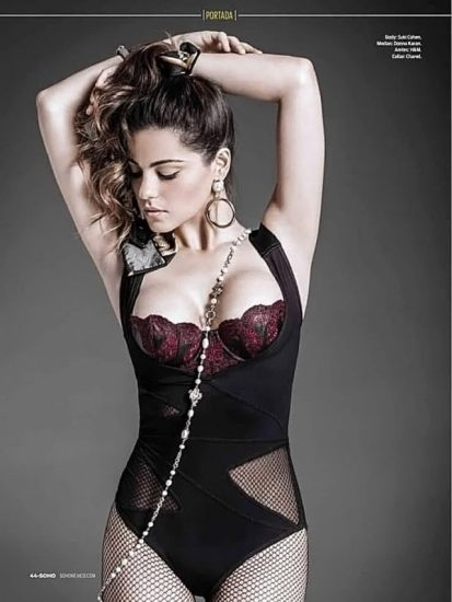 Maite Perroni Nude Sex Scenes & Topless Hot Images 71