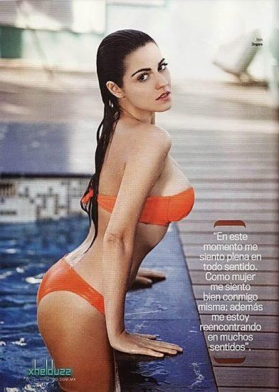Maite Perroni Nude Sex Scenes & Topless Hot Images 79