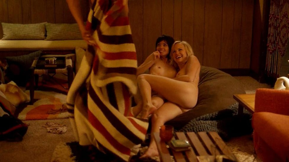 Malin Akerman Nude in Sex Scenes & Topless Pics Collection 30