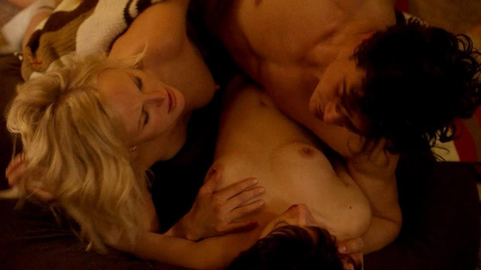 Malin Akerman Nude in Sex Scenes & Topless Pics Collection 29