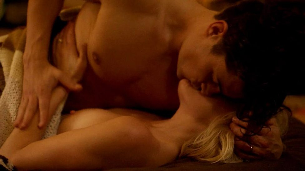 Malin Akerman Nude in Sex Scenes & Topless Pics Collection 28