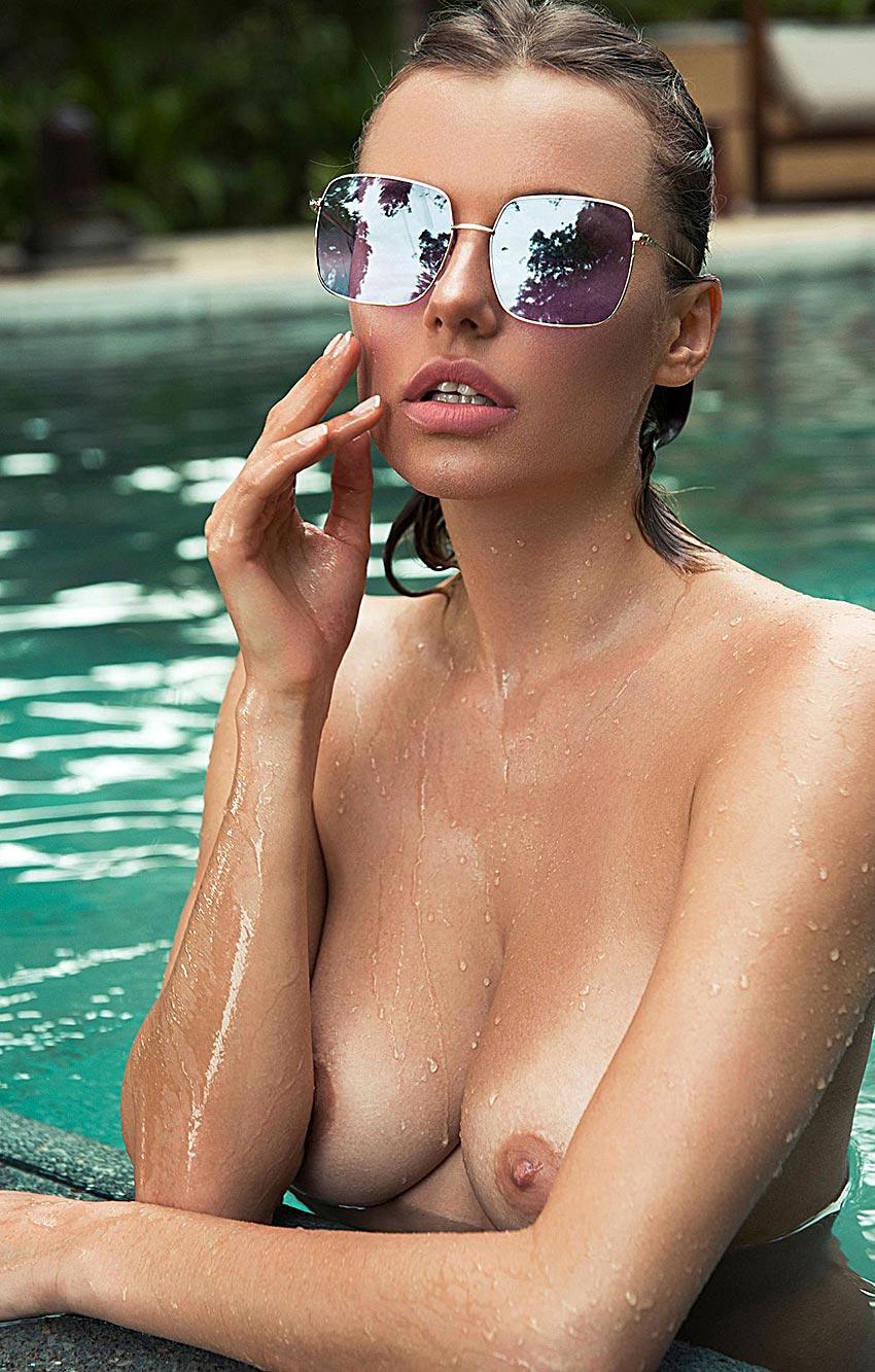Olga de Mar Nude Photos and Shocking Porn Scandal 34