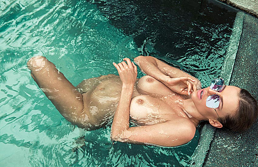 Olga de Mar Nude Photos and Shocking Porn Scandal 38