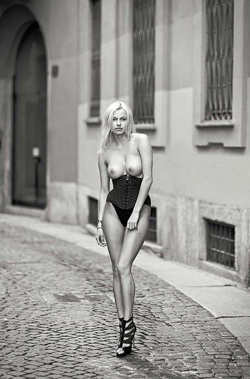Olga de Mar Nude Photos and Shocking Porn Scandal 51