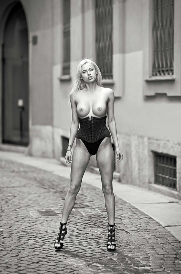 Olga de Mar Nude Photos and Shocking Porn Scandal 53