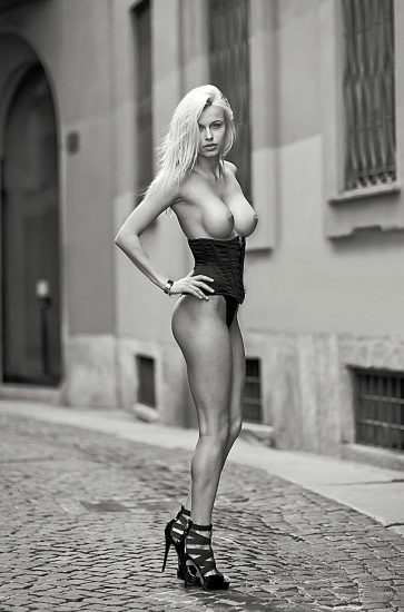 Olga de Mar Nude Photos and Shocking Porn Scandal 54
