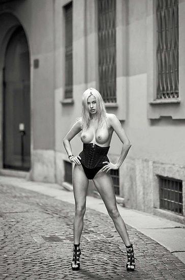 Olga de Mar Nude Photos and Shocking Porn Scandal 55
