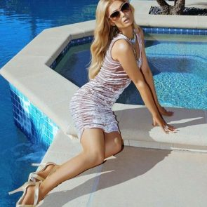 Paris Hilton Nude Pics and Famous Leaked Sex Tape 115