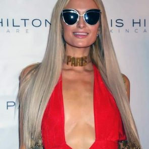 Paris Hilton Nude Pics and Famous Leaked Sex Tape 82