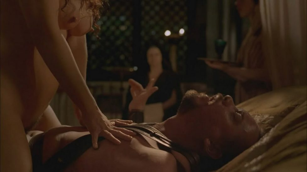 Polly Walker Nude Sex Scenes & Hot Images 6