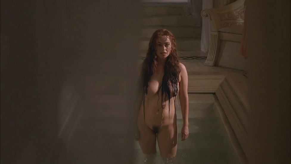 Polly Walker Nude Sex Scenes & Hot Images 8