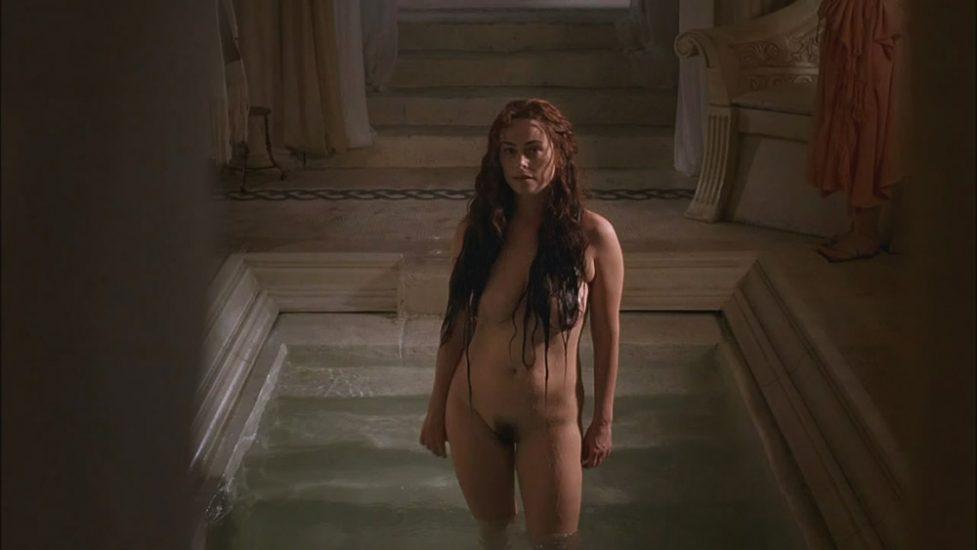 Polly Walker Nude Sex Scenes & Hot Images 9