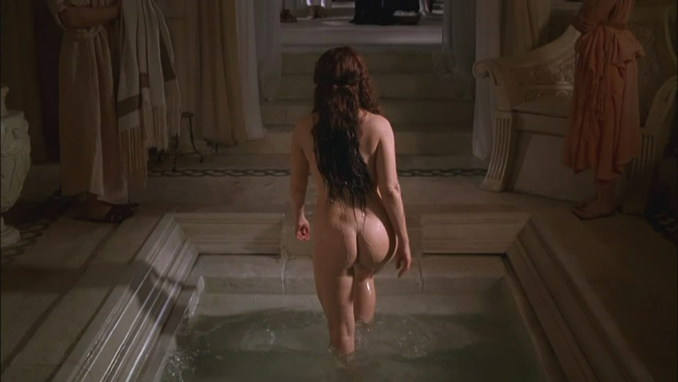 Polly Walker Nude Sex Scenes & Hot Images 10