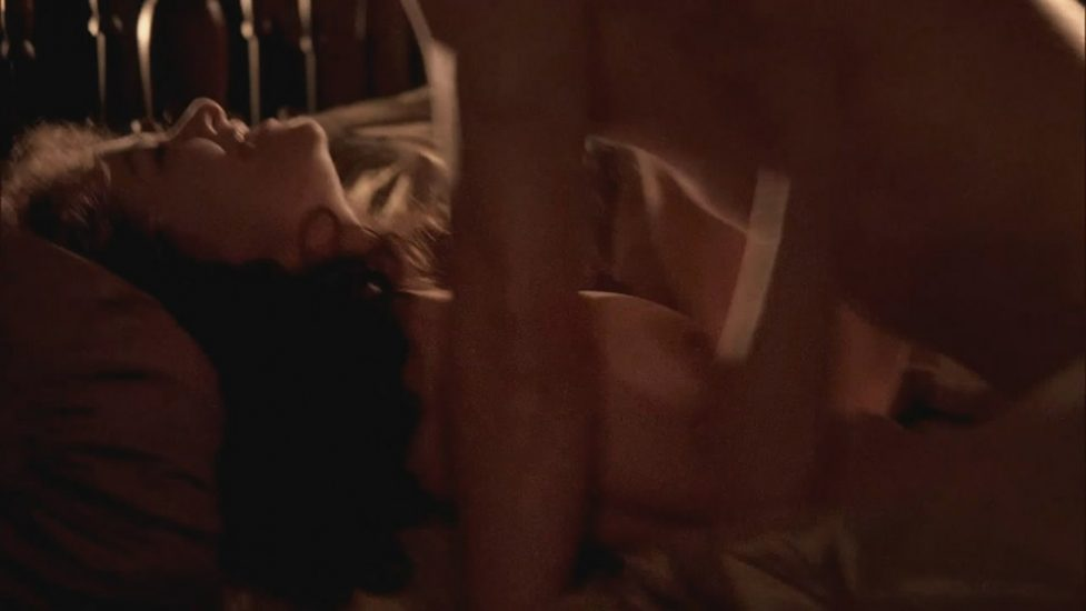 Polly Walker Nude Sex Scenes & Hot Images 11