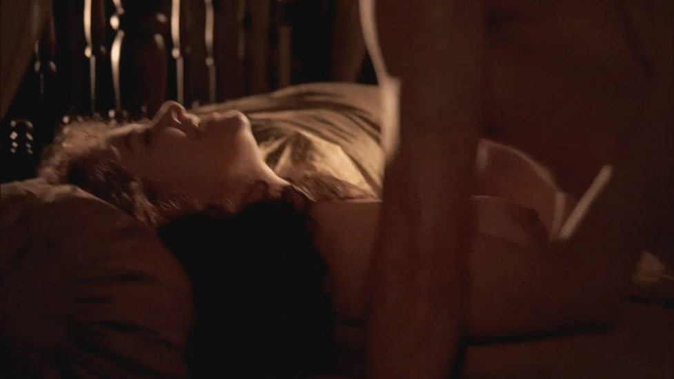 Polly Walker Nude Sex Scenes & Hot Images 13