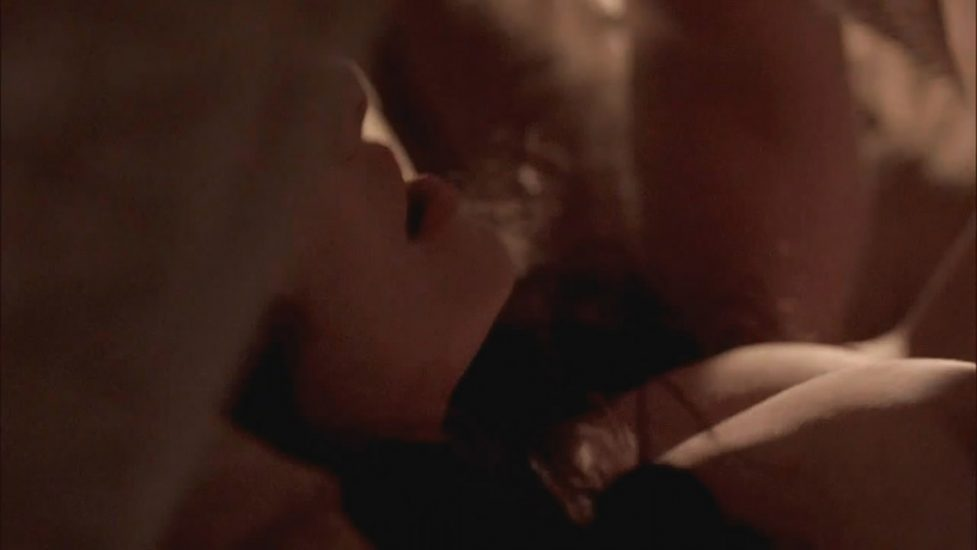 Polly Walker Nude Sex Scenes & Hot Images 14
