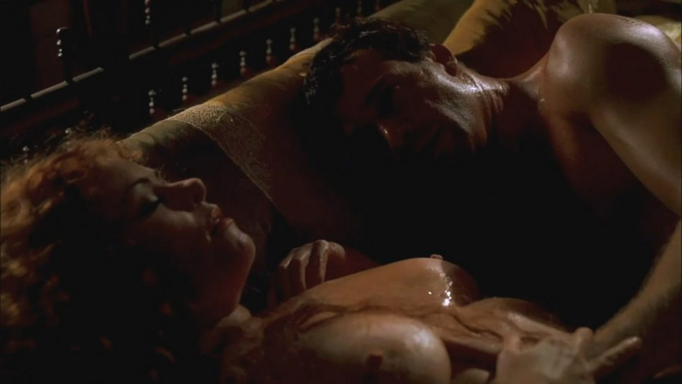 Polly Walker Nude Sex Scenes & Hot Images 17