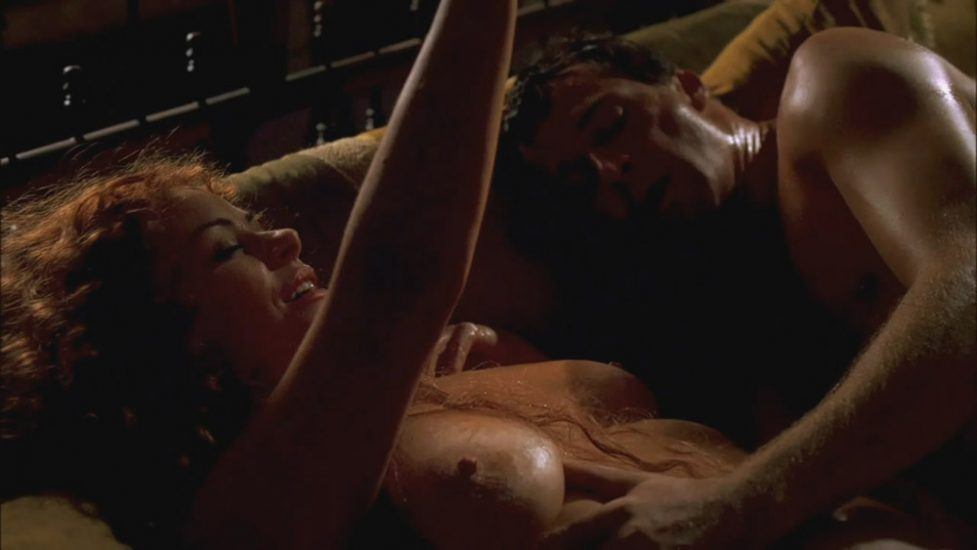 Polly Walker Nude Sex Scenes & Hot Images 18