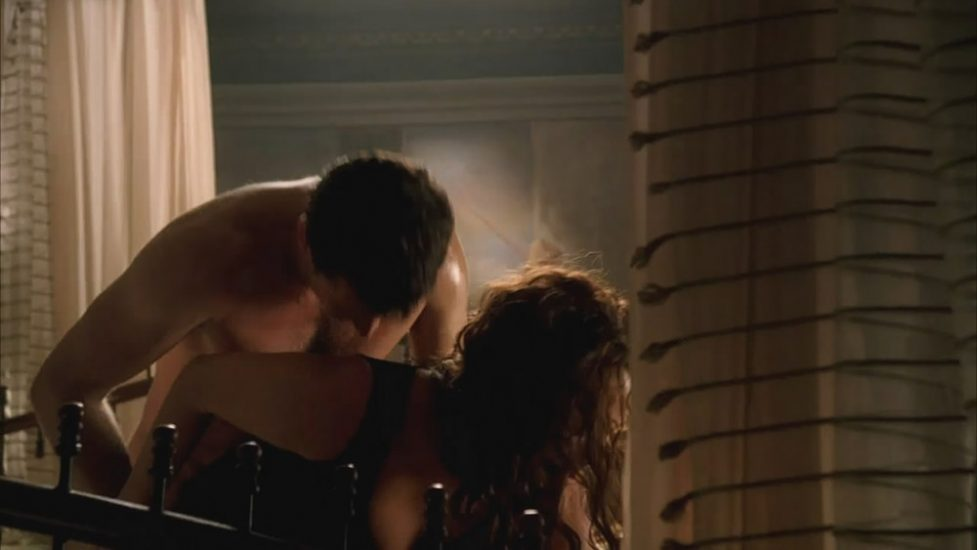 Polly Walker Nude Sex Scenes & Hot Images 21