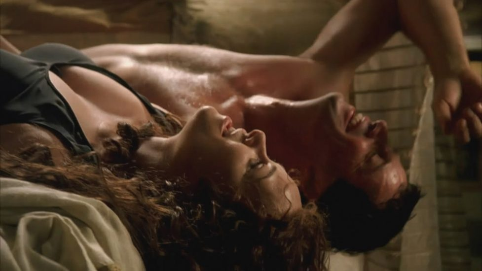 Polly Walker Nude Sex Scenes & Hot Images 22