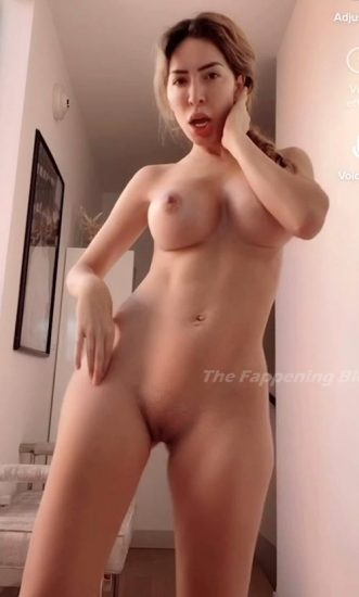 Farrah Abraham naked