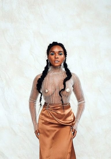 Janelle Monae Nude Pics And LEAKED Sex Tape 6