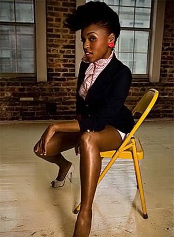 Janelle Monae Nude Pics And LEAKED Sex Tape 30