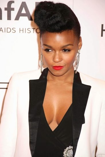 Janelle Monae Nude Pics And LEAKED Sex Tape 13