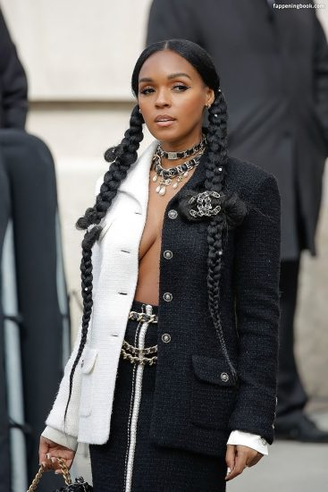 Janelle Monae Nude Pics And LEAKED Sex Tape 14