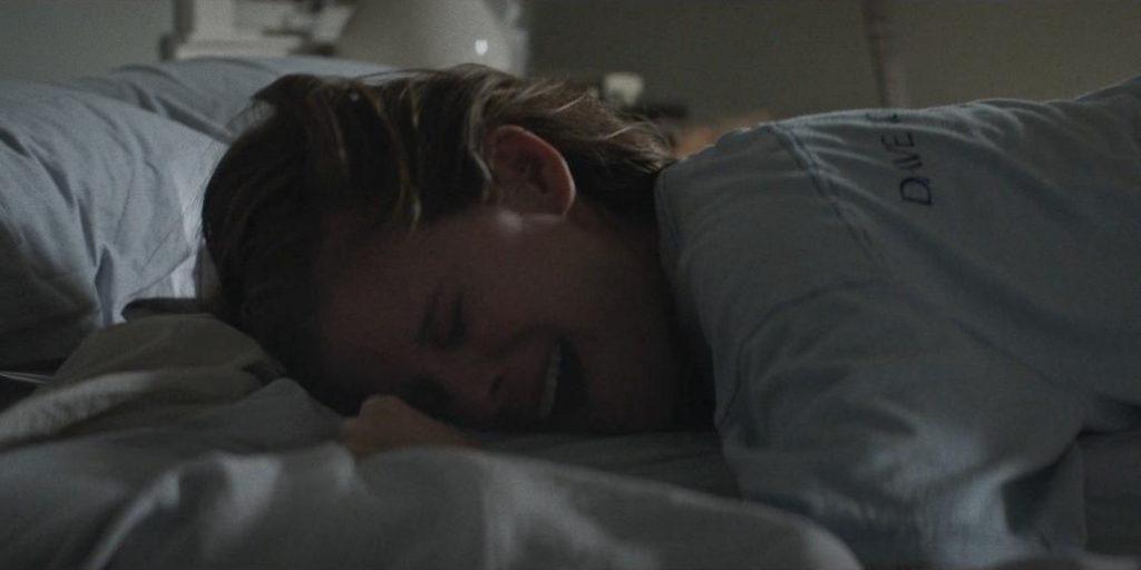 naked Kate Mara having intense sex in A Teacher - S01E01