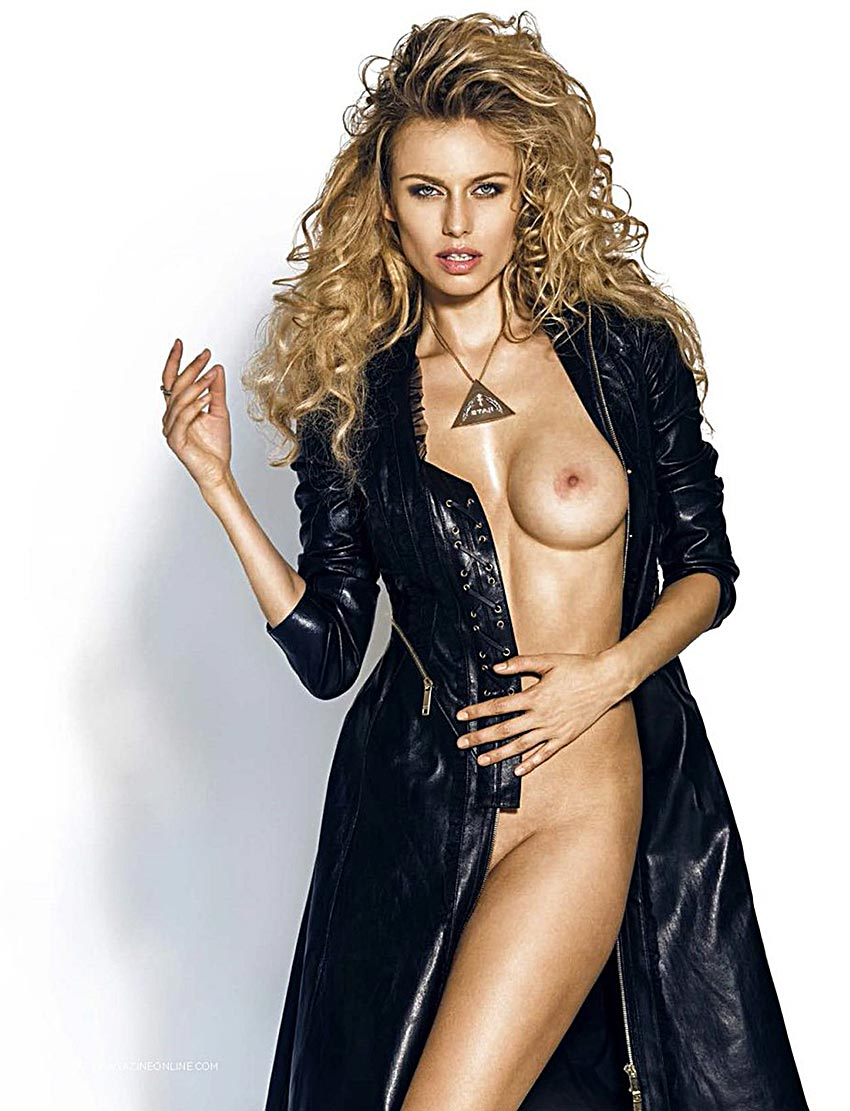 Olga de Mar Nude Photos and Shocking Porn Scandal 26