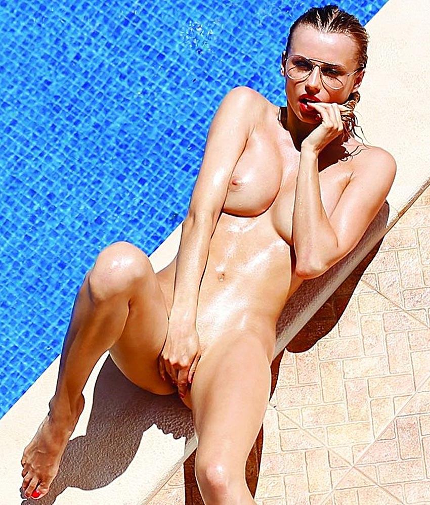 Olga de Mar Nude Photos and Shocking Porn Scandal 12