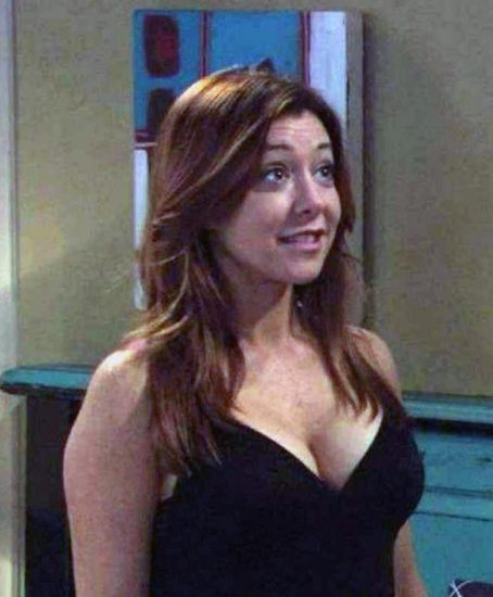 Alyson Hannigan Nude in LEAKED Porn Video 29