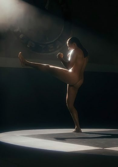 Amanda Nunes Nude LEAKED Lesbian Porn & Topless Pics 23