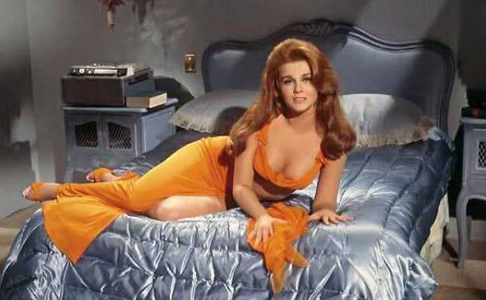 Ann-Margret Nude and Sex Scenes and Hot Pics 2021 40