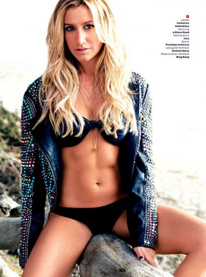 Ashley Tisdale Nude Photos and Leaked Porn [2021] 61
