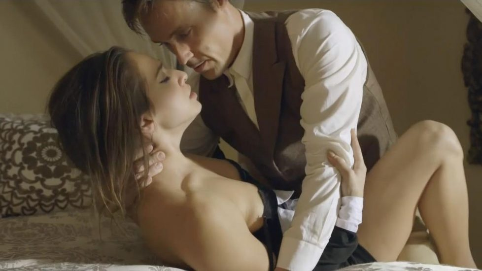 Ashlynn Yennie Nude Sex Scenes 3