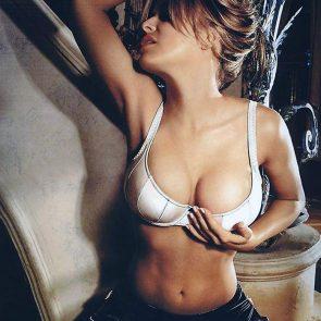 Carmen Electra Nude Pics, Porn and Sex Scenes [2021] 99