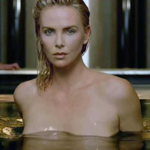 Charlize Theron Nude Photos and Scenes Collection 28